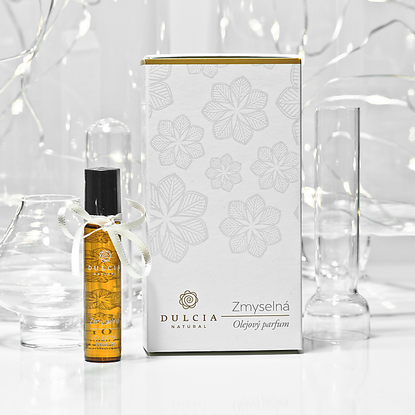 ZMYSELNÁ - olejový parfém