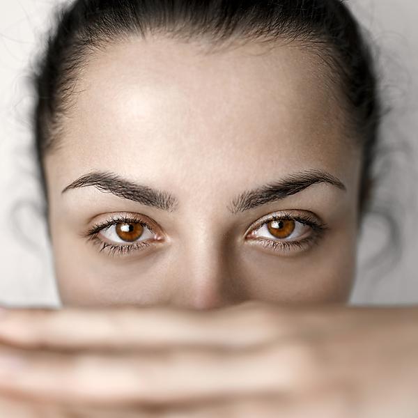 Očný krém s kofeínom - nočný