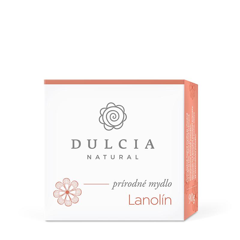 Přírodní mýdlo - Lanolin