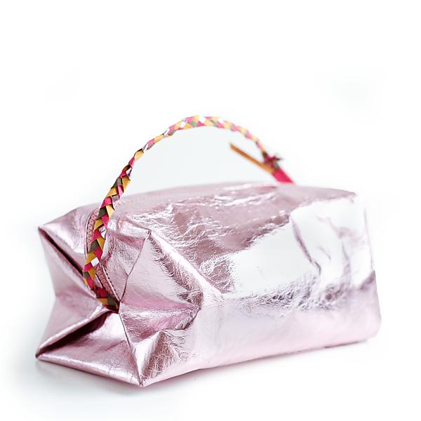 Kosmetická taška velká - lesklá