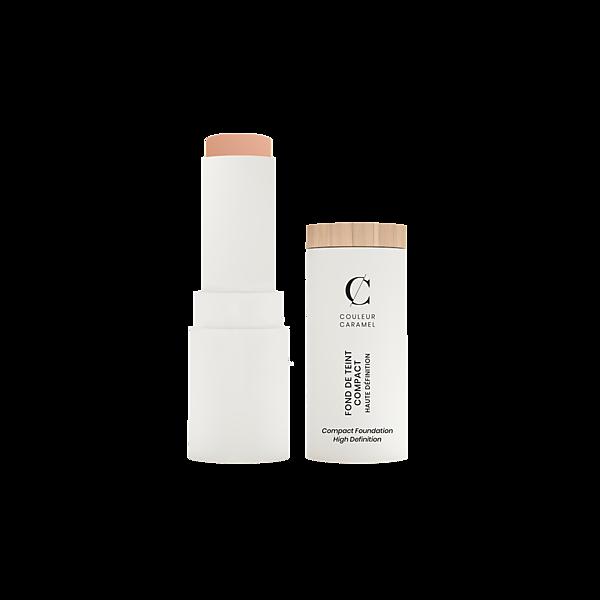 Krémový kompaktný make-up veľmi jemný č.12 - High Definition Compact foundation n°12 Light beige