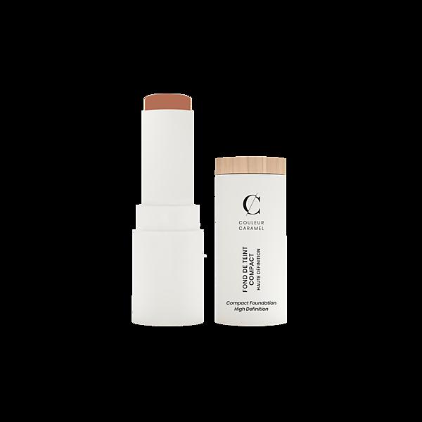 Krémový kompaktný make-up veľmi jemný č.15 - High Definition Compact foundation n°15 Dark beige