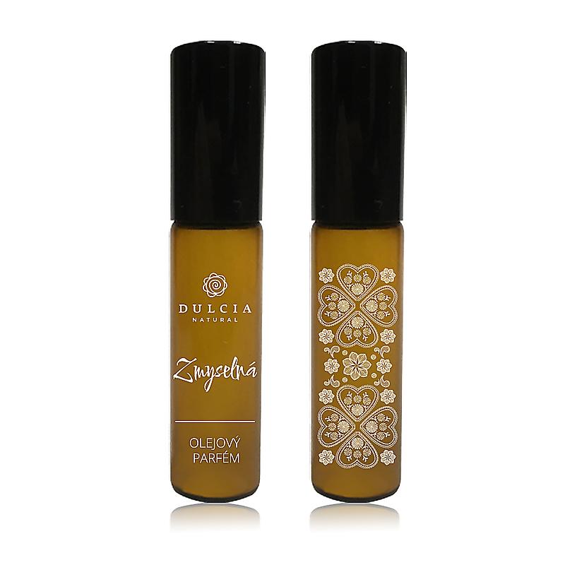 Smyslná - olejový parfém
